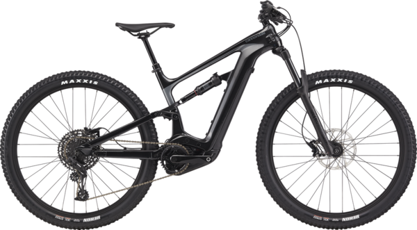 Cannondale Habit Neo 4 Color: Black