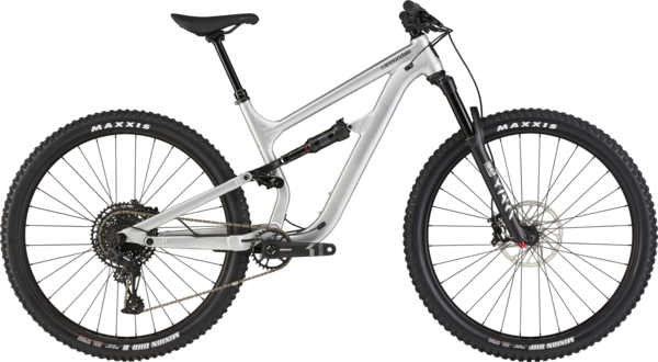 Cannondale Habit Waves Color: Silver