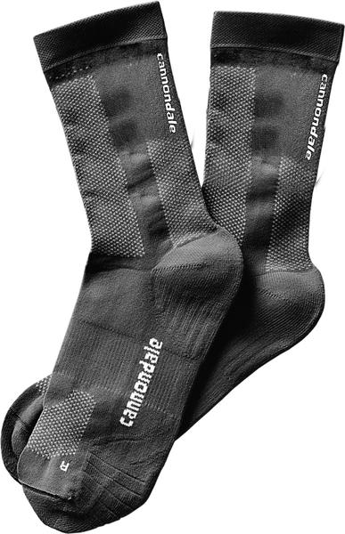 Cannondale High Socks Color: Black
