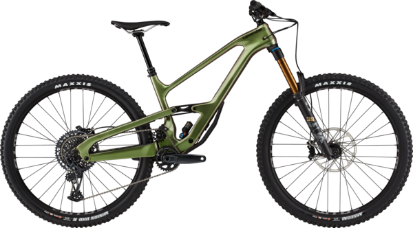 Cannondale Jekyll 1 Color: Beetle Green