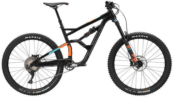 Cannondale Jekyll 4 Color: Black
