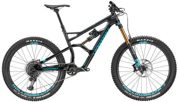 Cannondale Jekyll Carbon 1 Color: Black