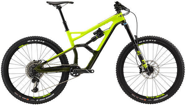 Cannondale Jekyll Carbon 2 Color: Volt