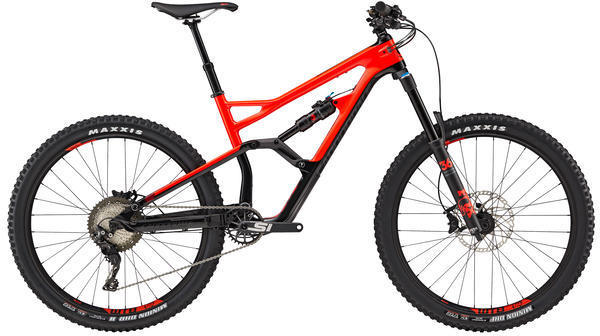 Cannondale Jekyll Carbon 3 Color: Acid Red