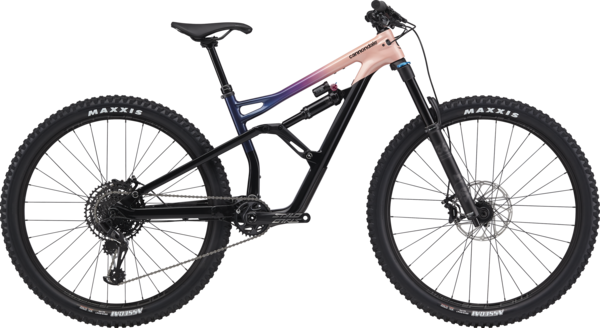 Cannondale Jekyll Carbon Women's 1 Color: Chameleon