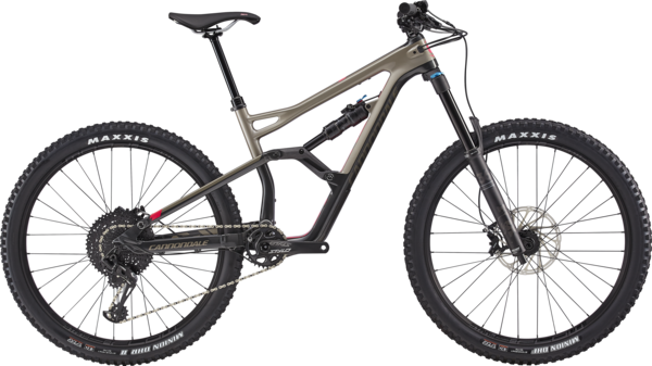 Cannondale Jekyll Women's 1 (a20) Color: Graphite