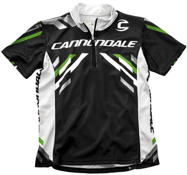 Cannondale Kid's Classic Jersey Color: Cannondale Factory Racing