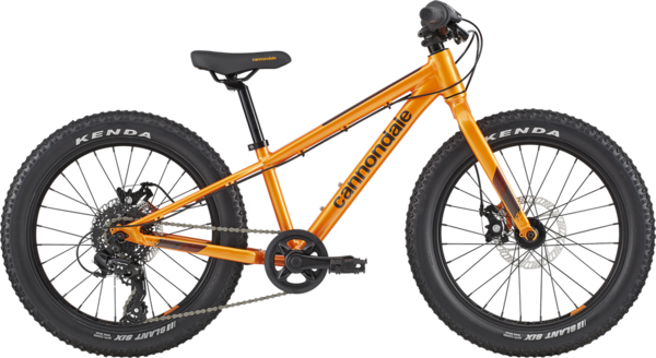 Cannondale Kids Cujo 20+ Color: Crush