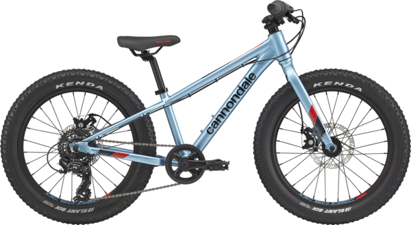 Cannondale Kids Cujo 20+ Color: Alpine