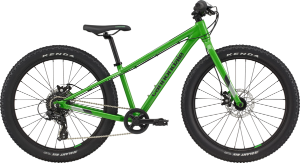 Cannondale Kids Cujo 24+ Color: Green