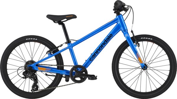 Cannondale Kids Quick 20 Color: Electric Blue