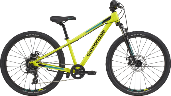 Cannondale Kids Trail 24-inch Color: Nuclear Yellow
