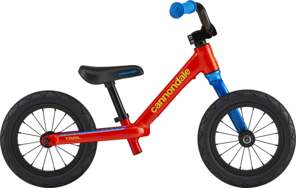 Cannondale Kids Trail Balance Color: Acid Red