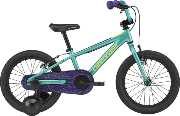 Cannondale Kids Trail Freewheel 16 Girl's