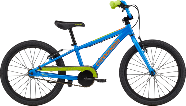 Cannondale Kids Trail Freewheel 20 Boy's - PRE-ORDER Color: Electric Blue