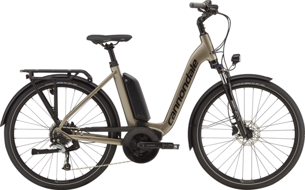 Cannondale Mavaro NEO City Color: Meteor Gray w/Jet Black