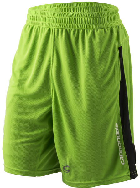 Cannondale Fitness Baggy Shorts Color: Berserker Green/Black