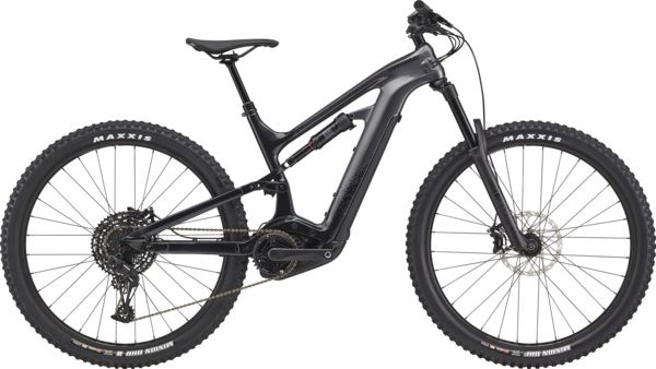 Cannondale Moterra 3 Color: BBQ
