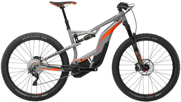 Cannondale Moterra Color: Grey