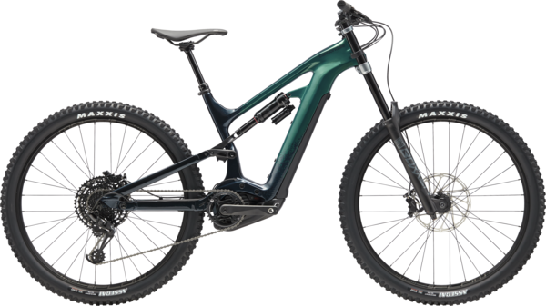 Cannondale Moterra SE Color: Emerald