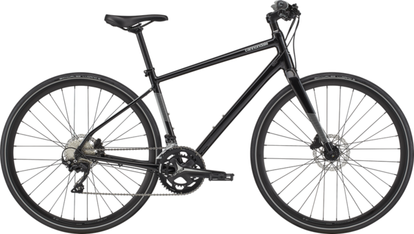 Cannondale Quick 1 Color: Black Pearl