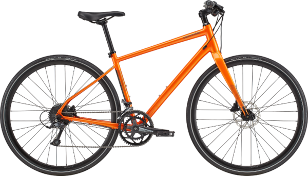 Cannondale Quick 2 Color: Crush