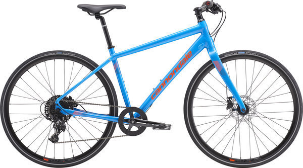 Cannondale Quick 2 Disc Color: Blue