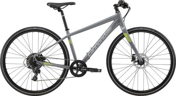 Cannondale Quick 2 Disc Women's Color: Stealth Grey