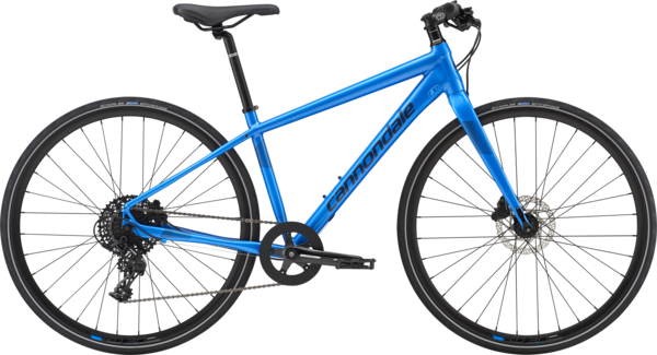 Cannondale Quick Women's 2 Color: Electric Blue w/Midnight