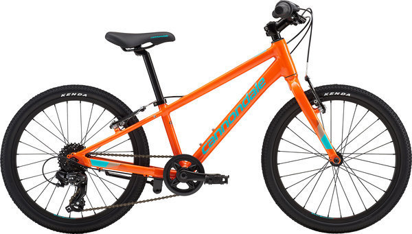 Cannondale Quick 20 Boy's Color: Orange