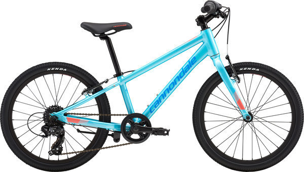 Cannondale Quick 20 Girl's Color: Aqua