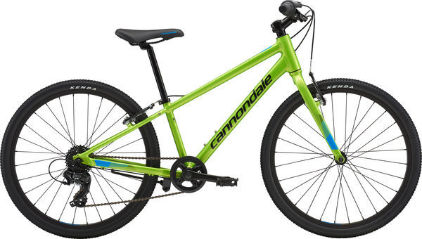 Cannondale Quick 24 Boy's Color: Acid Green