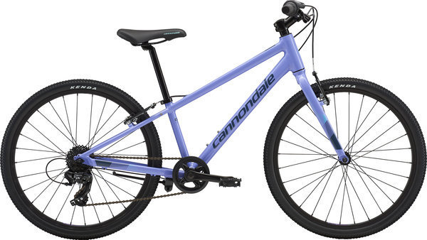 Cannondale Quick 24 Girl's Color: Violet Tonic