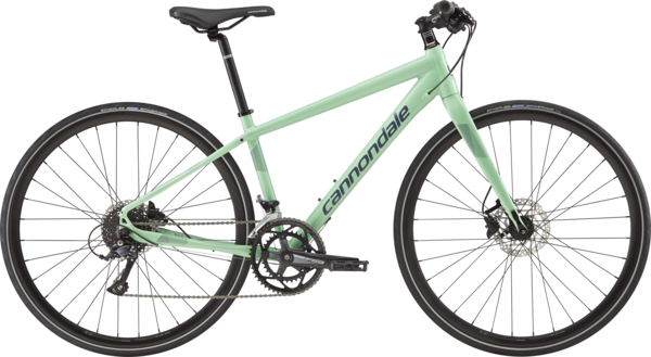Cannondale Quick Women's 3 Color: Mint w/Slate