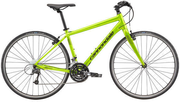 Cannondale Quick 4 Color: Acid Green