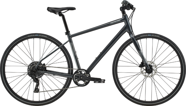 Cannondale Quick 4 Color: Graphite