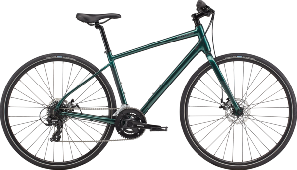 Cannondale Quick 5 Color: Emerald