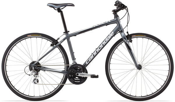 Cannondale Quick 5 Color: Charcoal Gray