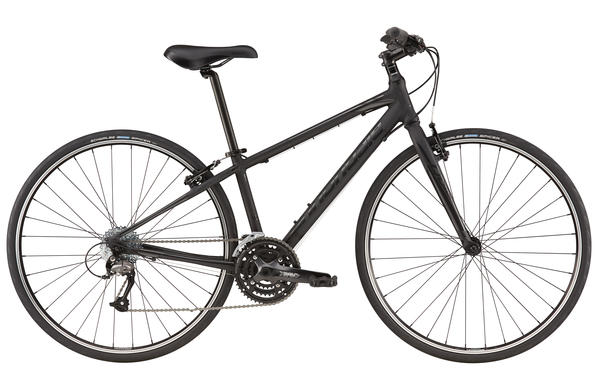 Cannondale Quick 5 - Women's Color: Matte Jet Black/Gloss Nearly Black