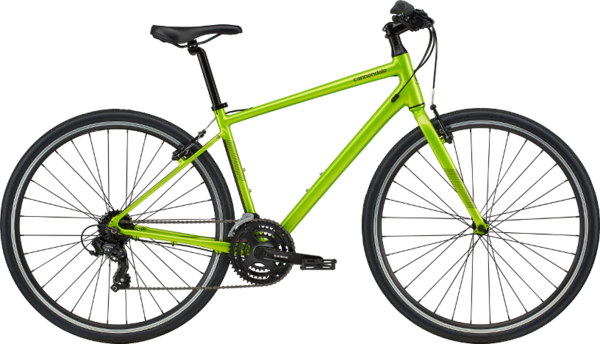 Cannondale Quick 6 Color: Acid Green