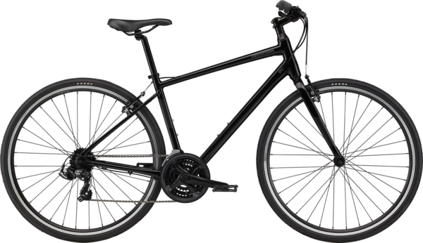 Cannondale Quick 6 Color: Black