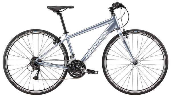 Cannondale Quick 6 Women's Color: Blue Steel