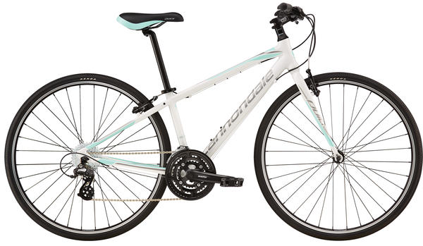 Cannondale Quick 6 - Women's Color: Magnesium White/Linen