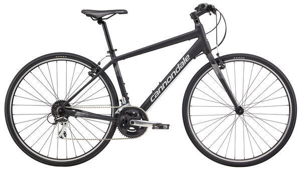 Cannondale Quick 7 Color: Jet Black Matte