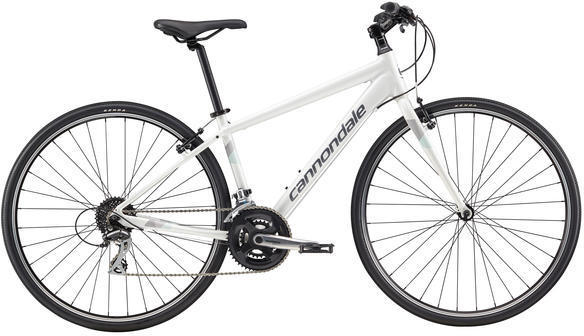 Cannondale Quick 7 Women's Color: Lily White
