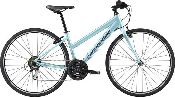 Cannondale Quick 8 Women's Color: Aqua