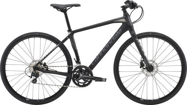 Cannondale Quick Carbon 1 Color: Mirror Chrome