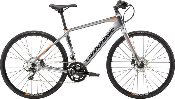 Cannondale Quick Carbon 2 Color: Ash