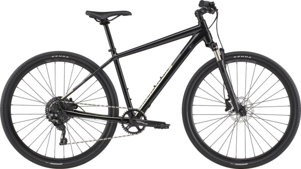 Cannondale Quick CX 1 Color: Black Pearl