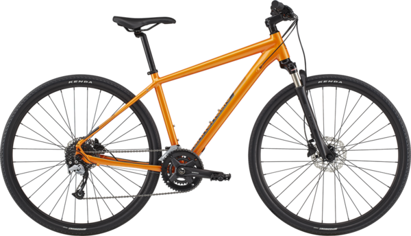 Cannondale Quick CX 2 Color: Crush